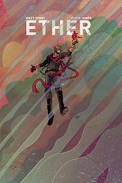 Ether: Disappearance of Violet Bell no. 5 (5 of 5) (2019 Series)