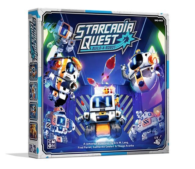 Starcadia Quest: Build-A-Robot Expansion