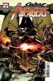 Savage Avengers no. 15 (2019 Series)