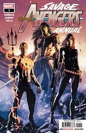 Savage Avengers Annual no. 1 (2019 Series)
