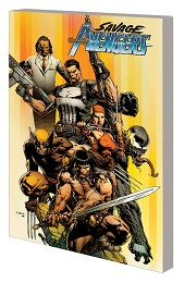 Savage Avengers: City of Sickles Volume 1 TP