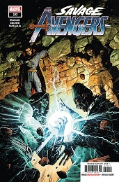 Savage Avengers no. 10 (2019 Series)