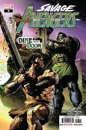 Savage Avengers no. 8 (2019 Series)
