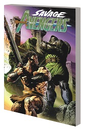 Savage Avengers Volume 2: To Dine with Doom
