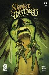 Savage Bastards no. 2 (2020 Series)