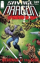 Savage Dragon no. 249 (1993 Series) (MR)