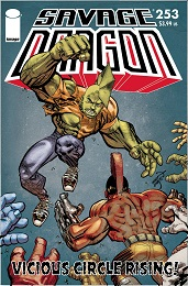 Savage Dragon no. 253 (1993 Series) (MR)