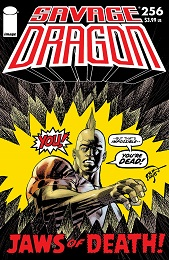 Savage Dragon no. 256 (1993 Series) (MR)