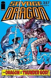 Savage Dragon no. 257 (1993 Series) (MR)