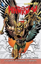 The Savage Hawkman: Volume 2: Wanted TP - Used