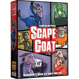 Scape Goat Board Game