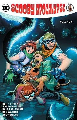 Scooby: Apocalypse: Volume 4 TP