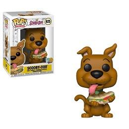 Funko POP: Animation: Scooby Doo: Scooby Doo with Sandwich