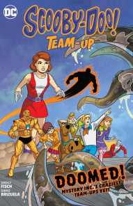 Scooby Doo Team Up: Volume 7 TP