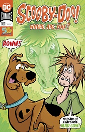 Scooby Doo Where are You? no. 101 (2010 Series)