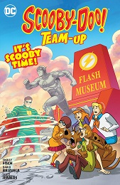 Scooby-Doo Team-Up: Its Scooby Time TP
