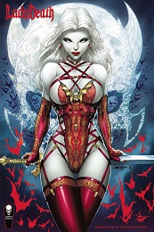 Lady Death: Scorched Earth no. 2 (2020 Series) (MR) (Premium Foil Cover)