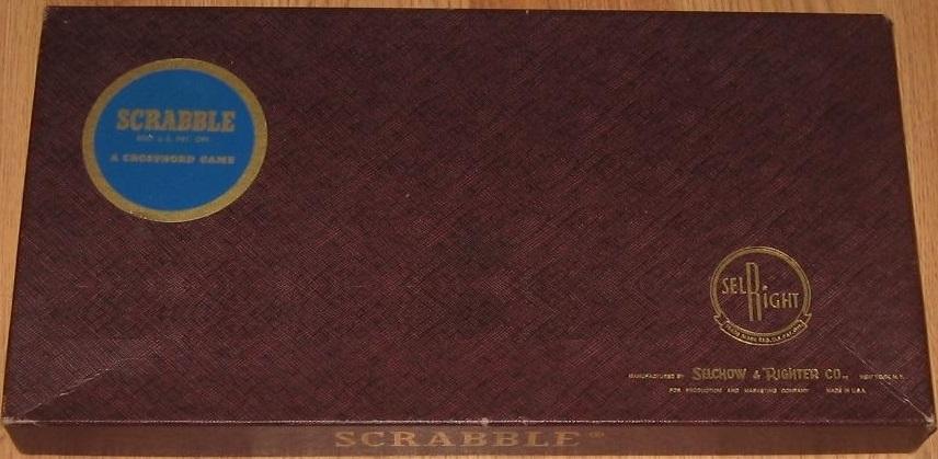 Scrabble (1978 Edition)