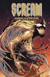 Scream Volume 1: Curse of Carnage TP