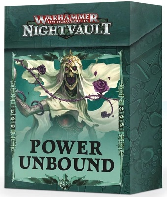 Warhammer Underworlds: Nightvault: Power Unbound 110-58-60