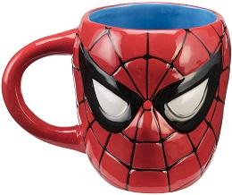 Marvel Spider-Man 20 oz. Sculpted Ceramic Mug