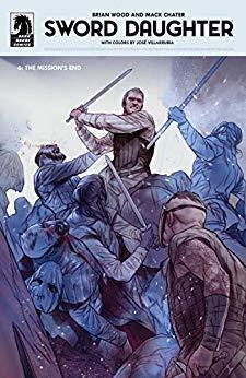 Sword Daughter no. 6 (2018 Series)