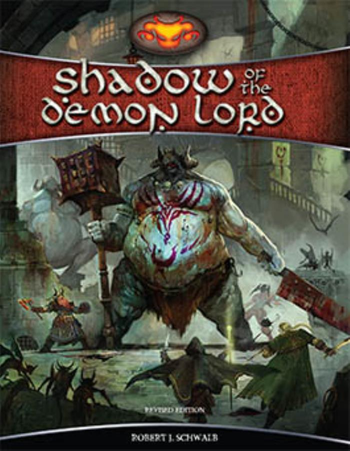 Shadow of the Demon Lord: Core Rulebook - Used