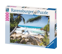 Seaside Beauty Puzzle - 1000 Pieces