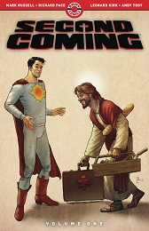 Second Coming Volume 1 TP