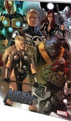 Secret Avengers by Ed Brubaker Complete Collection TP