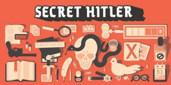 Secret Hitler Card Game