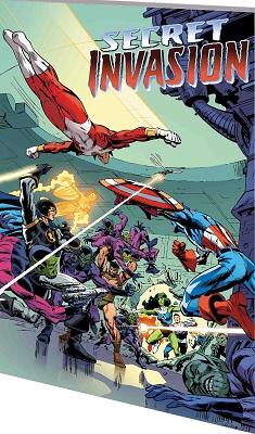 Secret Invasion: Rise of Skrulls TP
