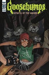 Goosebumps: Secrets of the Swamp no. 4 (2020 Series)