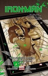 Iron-Man: Volume 3: The Secret Origin of Tony Stark Book 2 HC - Used