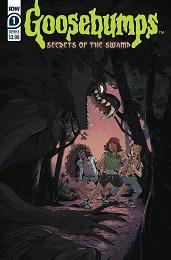 Goosebumps: Secrets of the Swamp no. 1 (2020 Series)