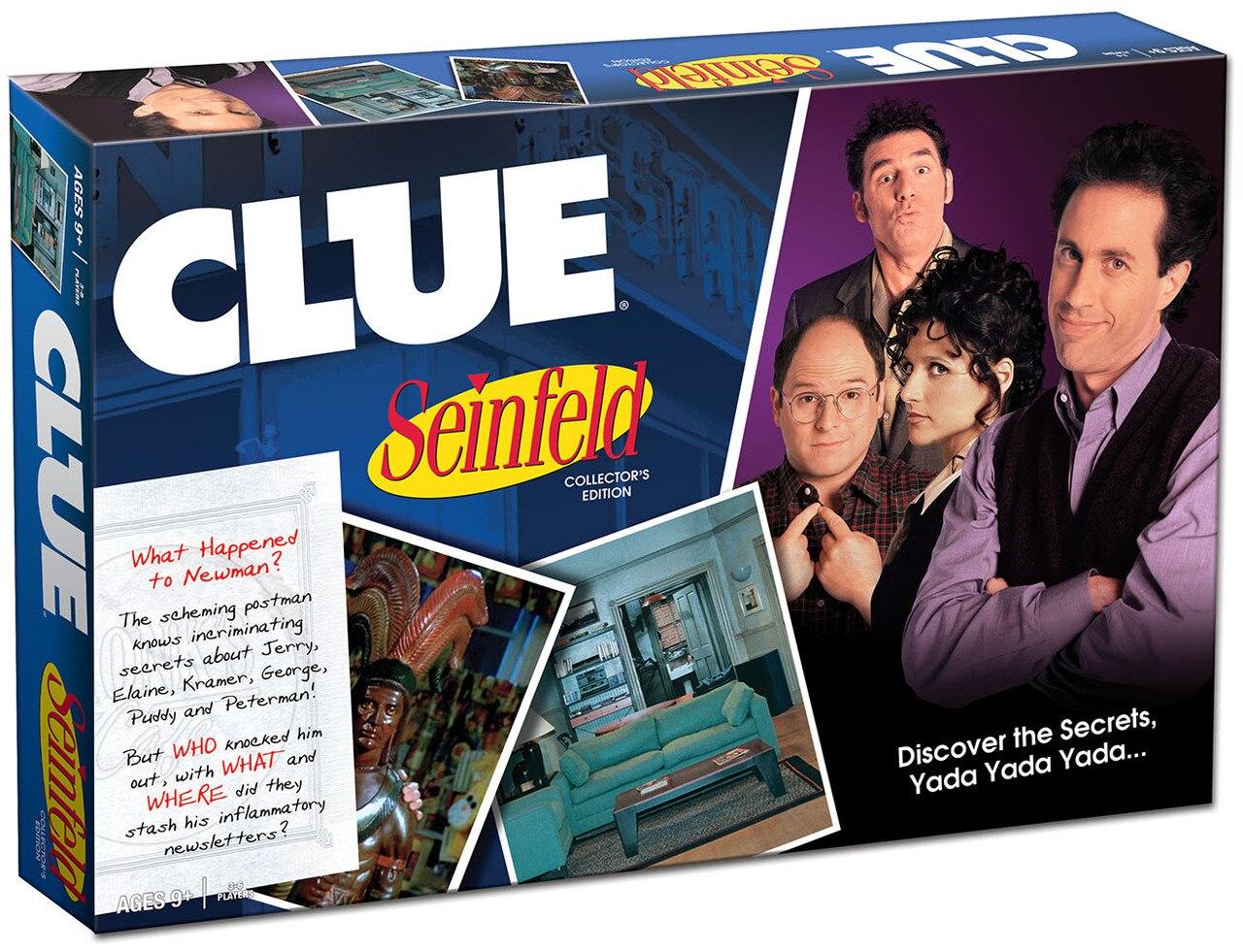 Clue: Seinfeld