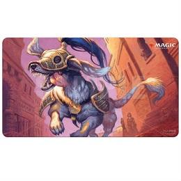 Playmat: Magic the Gathering: 2021 Core Set: Selfless Savior (V2)