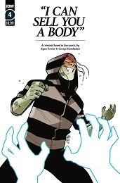I Can Sell You a Body no. 4 (2019 Series)
