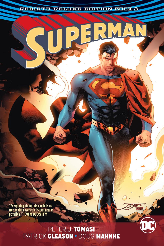 Superman Rebirth: Volume 3 HC
