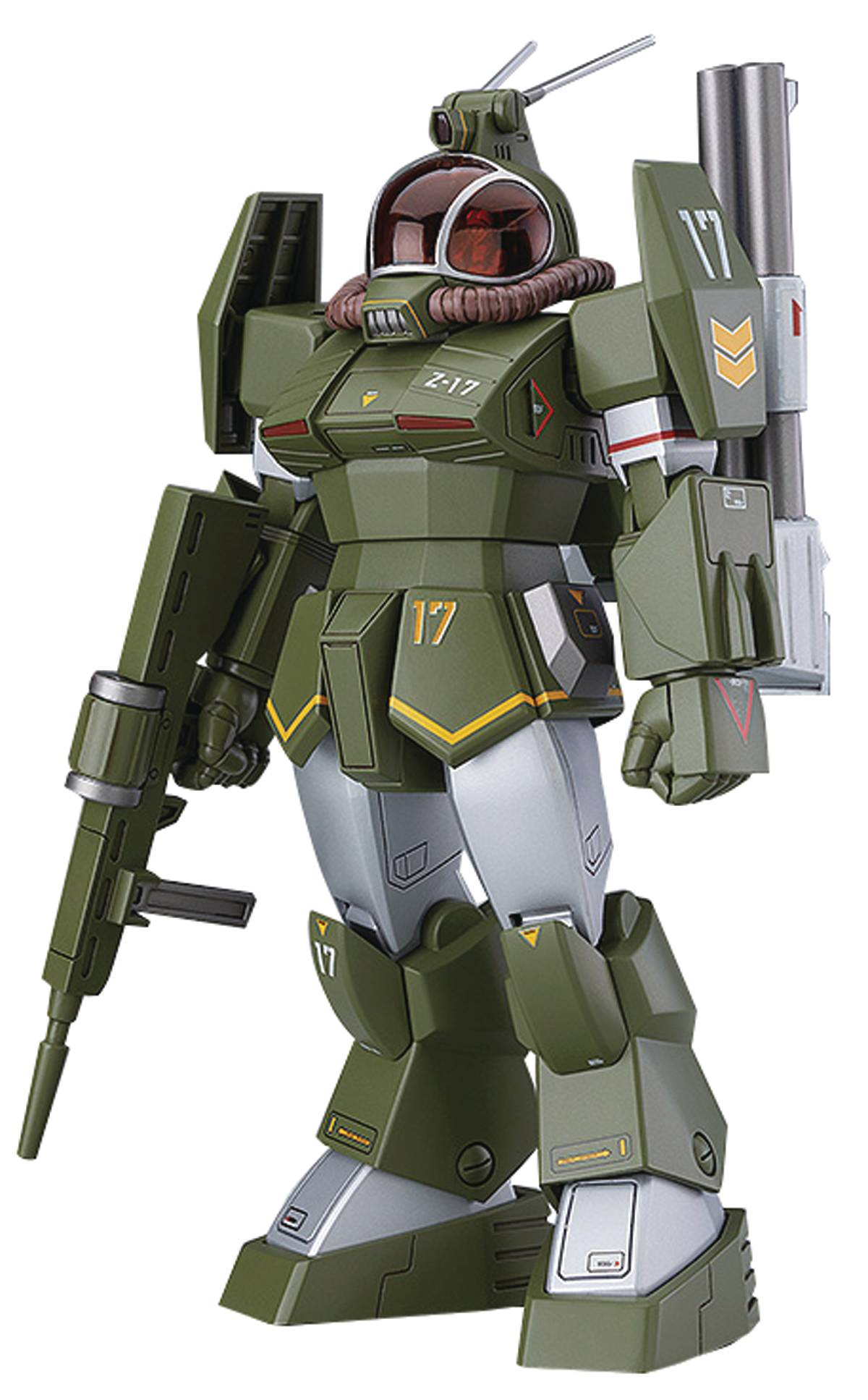 Fang of the Sun Dougram: Soltic H8 Roundfacer Combat Arms Model Kit