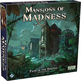 Mansion of Madness: Path of the Serpent Expansion
