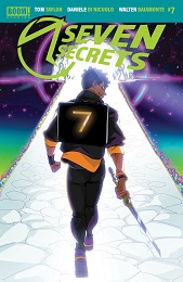 Seven Secrets no. 7 (2020 Series)