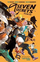Seven Secrets Volume 1 TP