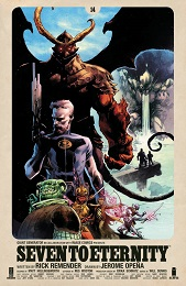 Seven to Eternity no. 14 (2016 Series)