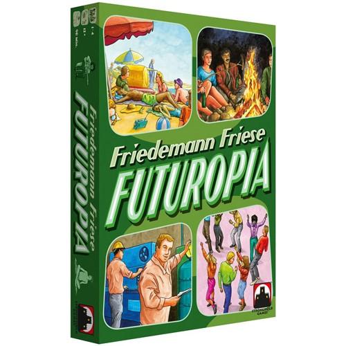 Futuropia Board Game
