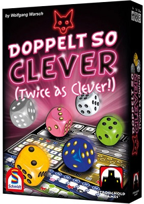 Twice As Clever Dice Game