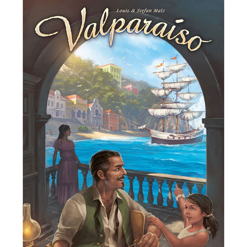 Valparasio Board Game
