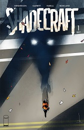 Shadecraft no. 1 (2021 Series) (B Cover)