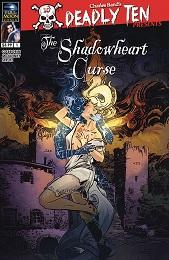 Deadly Ten Presents: The Shadowheart Curse no. 1 (2020 Series)