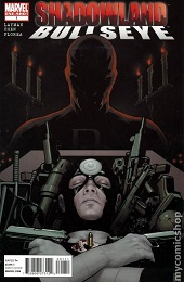 Shadowland Bullseye (2010) One-Shot - Used